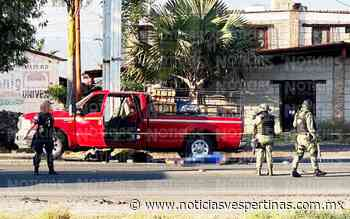 Matan a 4 en la carretera Salvatierra - Yuriria - Noticias Vespertinas