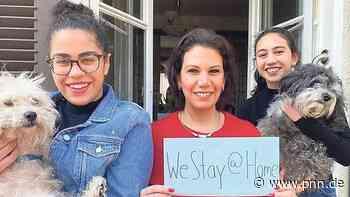 Jihan Alam (44) nutzt die Zeit mit ihren Töchtern - Potsdamer Neueste Nachrichten