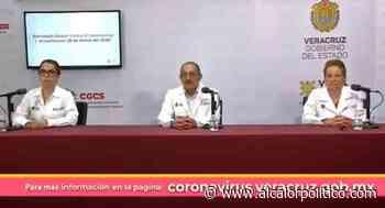 Confirman primer muerto por coronavirus en Veracruz - alcalorpolitico
