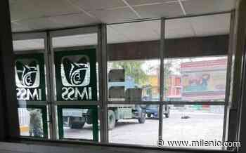 coronavirus en Veracruz. Ejército resguarda almacenes del IMSS - Milenio