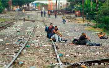 Cae flujo de migrantes centroamericanos en Veracruz por crisis sanitaria - Diario de Xalapa
