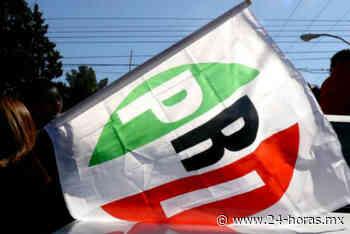 Roban las oficinas del PRI en Veracruz - 24 HORAS