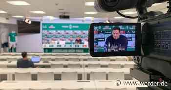 LIVE-Mixed Zone mit Philipp Bargfrede - Werder Bremen