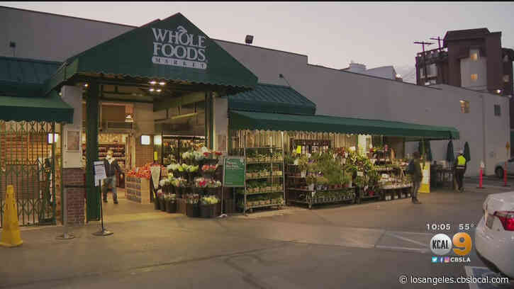 Grocery Stores Taking Steps To Keep Employees Safe During Pandemic