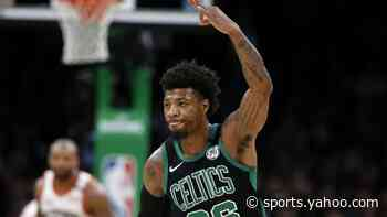 Celtics guard Marcus Smart confirms he's cleared of coronavirus