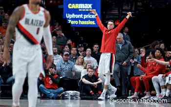 Zach Collins gets approval from NBA to continue rehab at practice facility