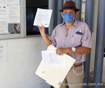Piden condonar el pago de energía en Oxkutzcab - El Diario de Yucatán