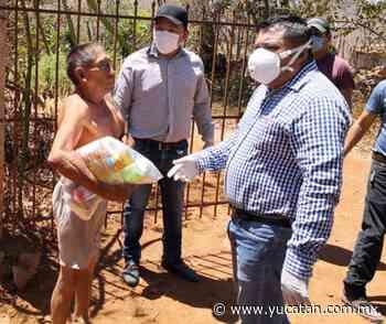 Arranca en Oxkutzcab plan de ayuda - El Diario de Yucatán