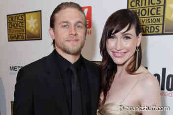 Charlie Hunnam is 'detached' about marriage, says longtime girlfriend is 'very keen' - Gruntstuff
