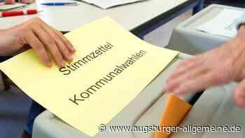 Bürgermeister in Bobingen: Die Ergebnisse zur Stichwahl und Kommunalwahl 2020 - Augsburger Allgemeine