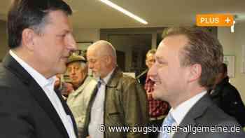 Bürgermeister nach 24 Jahren abgewählt: Große Überraschung in Bobingen - Augsburger Allgemeine