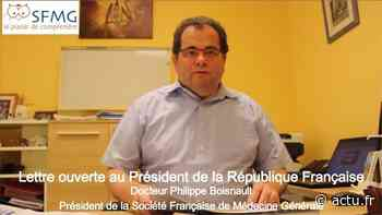 Val-d'Oise. Coronavirus : À Magny-en-Vexin, le médecin Philippe Boisnault interpelle le chef de l'État - La Gazette du Val d'Oise - L'Echo Régional