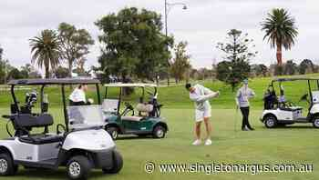 Golf Aust advises clubs, courses to shut - The Singleton Argus