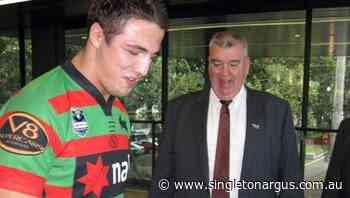 Burgess, Richardson not mates: Anasta - The Singleton Argus