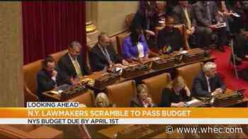 State budget deadline less than 48 hours away