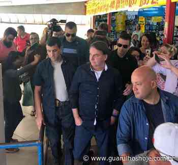 Twitter bloqueia conta de Bolsonaro por 'mal comportamento do usuário' - Guarulhos Hoje