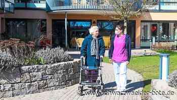 Wildberg: Die Bewohner genießen die Einzelbetreuung - Wildberg - Schwarzwälder Bote