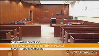 Local courts practicing safe distancing, go virtual