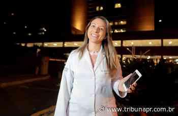 Médica de Curitiba trabalha em 3 hospitais e tira dúvidas do coronavírus pelo celular - Tribuna do Paraná