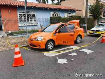 Motorista de aplicativo é encontrado morto na Região de Curitiba, diz polícia - G1