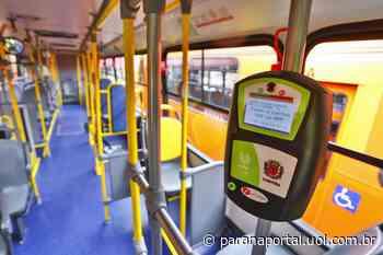 Linhas de ônibus em Curitiba vão operar com horário de domingo neste fim de semana - Paraná Portal