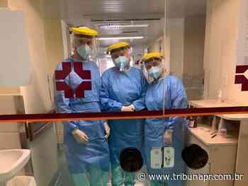 Enfermeira do Hospital de Clínicas de Curitiba faz relato emocionante - Tribuna do Paraná