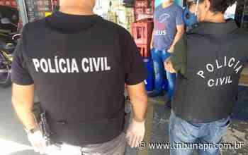 Polícia descobre fábrica clandestina de álcool gel no Hauer, em Curitiba - Tribuna do Paraná
