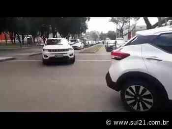 Sobre a carreata das SUV em Curitiba (por Alfredo Attié) - Sul21