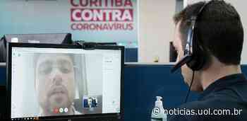 Coronavírus: Por isolamento, Curitiba faz consultas médicas por vídeo - UOL