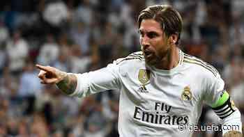 Sergio Ramos: Wie brillant ist Reals Abwehrchef? | UEFA Champions League - UEFA.com