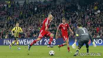 Aufstellungen von Borussia Dortmund und FC Bayern im Finale der Champions League 2013 - Sky Sport
