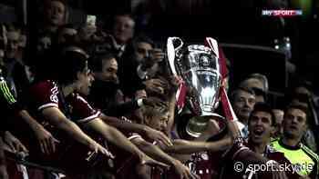 Champions League: Die Final-Highlights zwischen Bayern und Dortmund im Jahr 2013 - Sky Sport