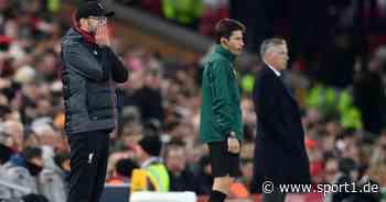 Champions League: Liverpool gegen Atlético, Klopp spricht von krimineller Tat - SPORT1