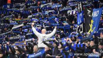 """Spiel vor 44.000 Zuschauern: Bürgermeister von Bergamo nennt Champions-League-Partie """"biologische Bombe"""" - DER SPIEGEL"""