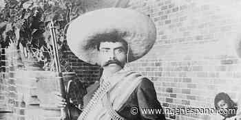 Morelos pide retirar obra de Emiliano Zapata afeminado del Palacio de Bellas Artes - National Geographic en espanol