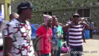 Detienen taxistas por transportar nacionales haitianos en Dajabón - Noticias SIN - Servicios Informativos Nacionales