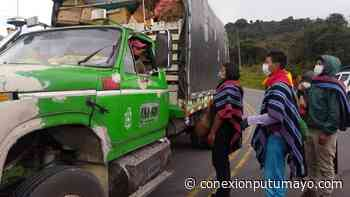 Con controles, indígenas buscan blindar al Valle de Sibundoy del Covid-19 - Conexión Putumayo