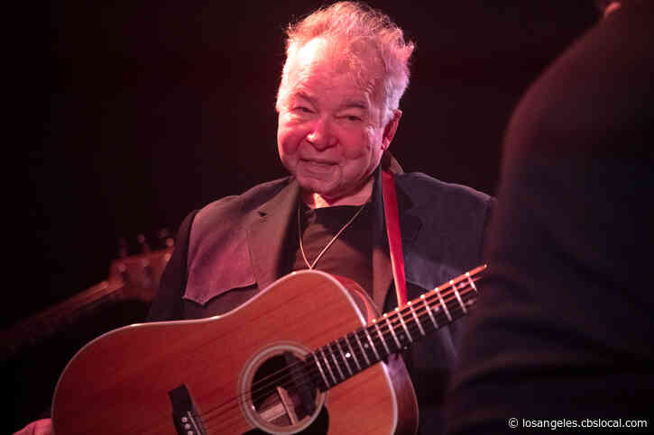 Legendary Singer-Songwriter John Prine Critical With Coronavirus