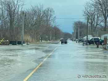 Flooding In Leamington - windsoriteDOTca News