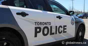Female pedestrian rushed to hospital after being struck by vehicle in Toronto