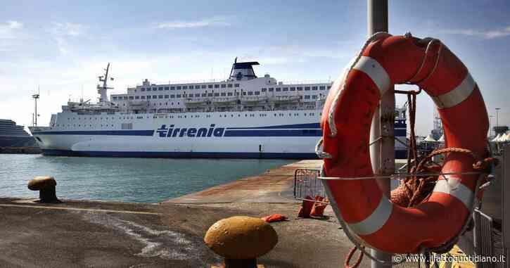 """Tirrenia, commissari straordinari sequestrano i conti di Cin. La società: """"Stop ai collegamenti con le isole"""". Gli abitanti: """"Così saremo isolati"""""""