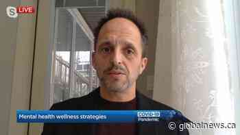 Top 5 wellness strategies for coping with self-isolation