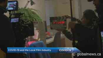 Calgary film and TV productions hit pause amid COVID-19 outbreak
