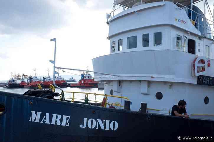 """Anche l'Ong Mediterranea freme per ripartire: """"In mare appena possibile"""""""