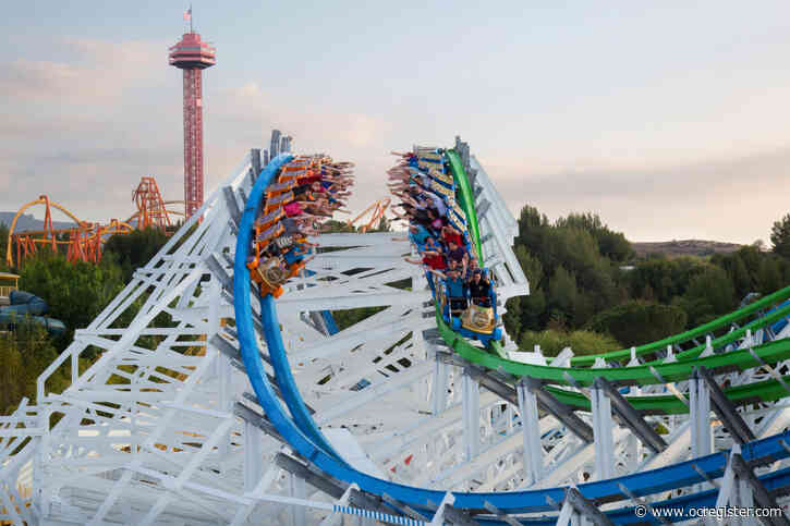 Six Flags Magic Mountain extends coronavirus closure to mid-May or later