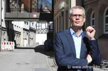 OB-Wahl in Forchheim: Uwe Kirschstein siegt souverän