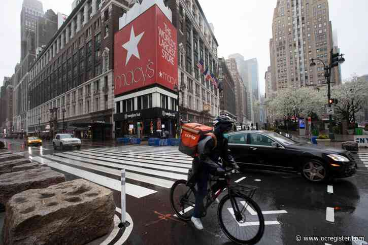 Coronavirus: Macy's to furlough majority of its 130,000 workers