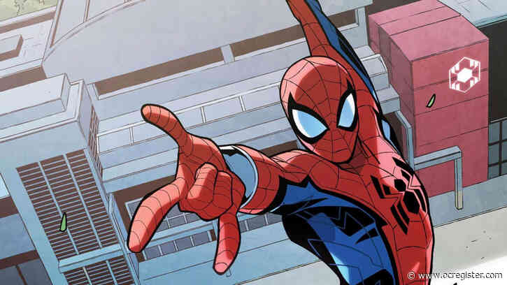 Marvel reveals Spider-Man comic based on Web Slingers ride coming to Avengers Campus