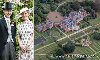 Inside Prince Edward and Sophie Wessex's royal residence, Bagshot Park - HELLO!