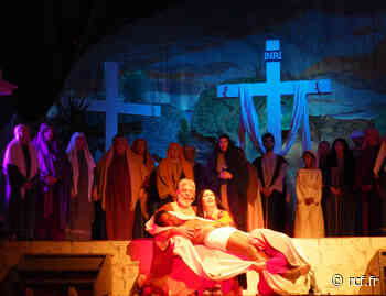 Parole(s) de vie(s) est le titre du nouveau spectacle de la Passion de Tullins. ATTENTION : LES REPRESENTAT... - RCF